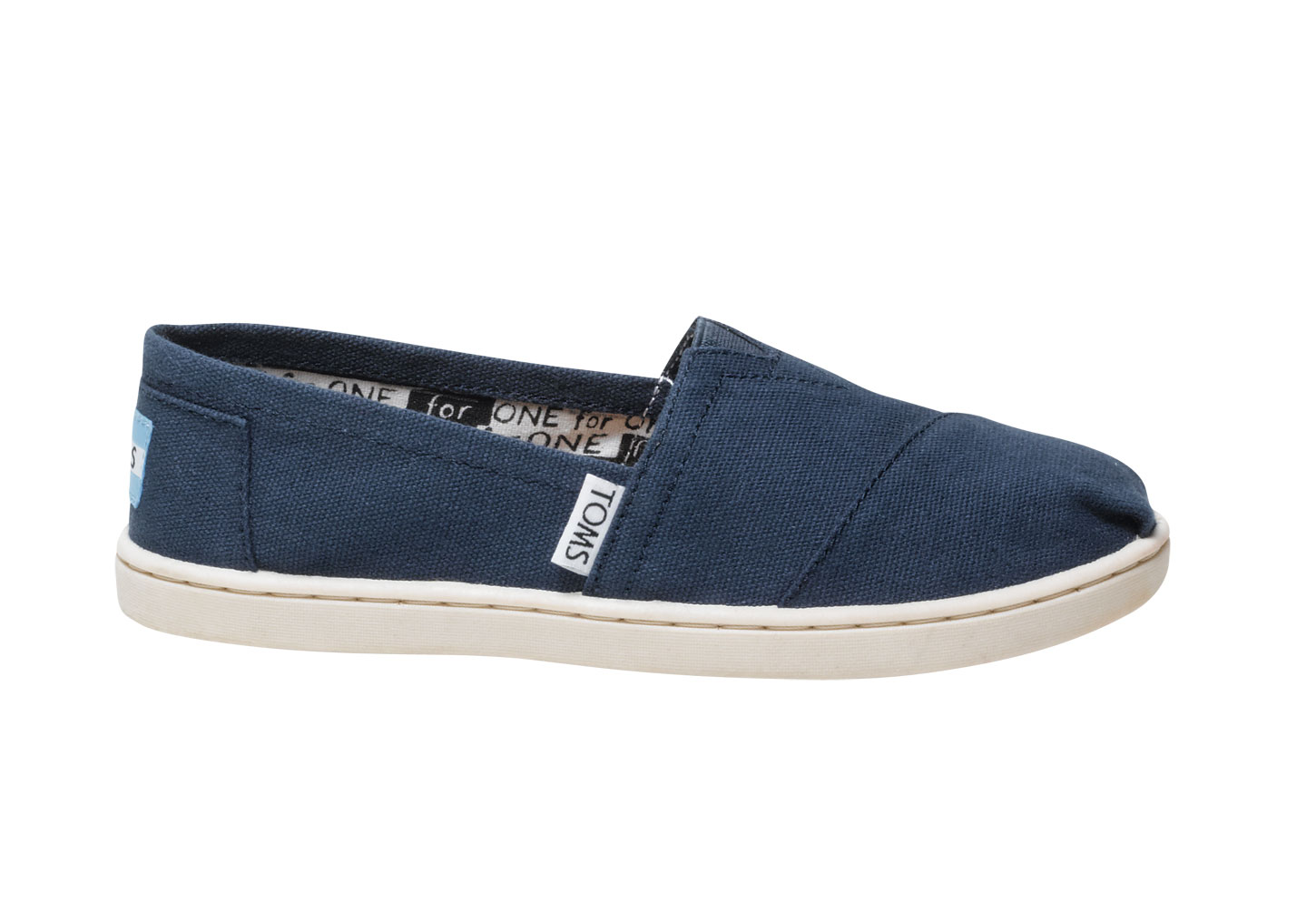TOMS CANVAS NAVY