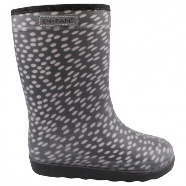 ENFANT THERMOBOOTS BLACK DOTS