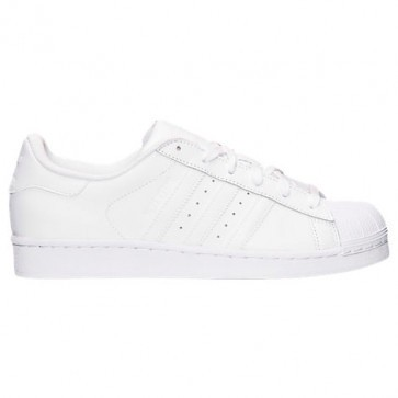 ADIDAS SUPERSTAR ALL WHITE