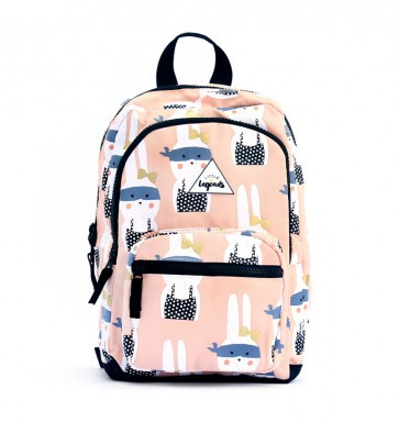 LITTLE LEGENDS BACKPACK BUNNY