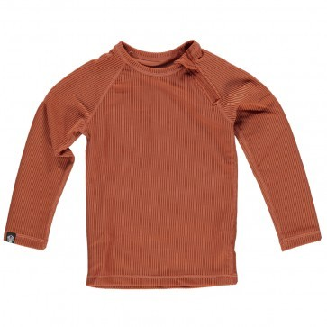 UV SHIRT EARTH RIBBED LONG SLEEVE