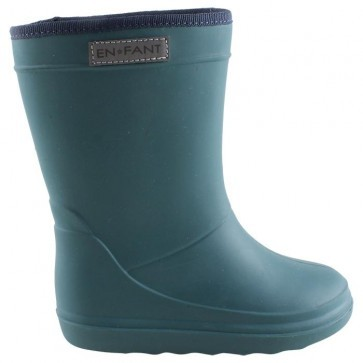 THERMOBOOTS GROEN