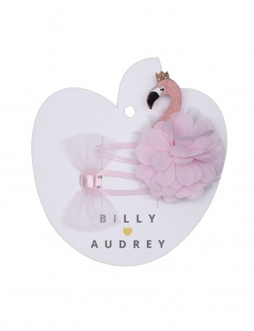 FLAMINGO CLIP SET BILLY LOVES AUDREY