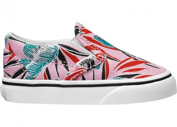 VANS SLIP-ON TROPICAL