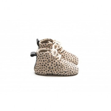 MOCKIES BOOTS SPECKLE SAND