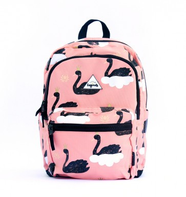 LITTLE LEGENDS BACKPACK SWAN