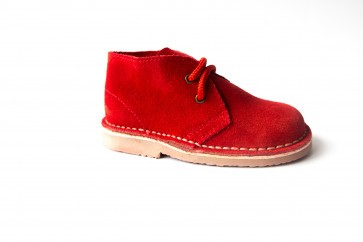 SPAANSE SUEDE BOOT