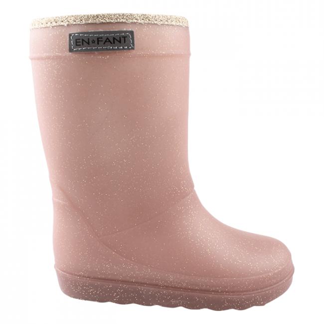 862450068175a ENFANT THERMOBOOTS - ROSE GLITTER - BOOTS - KINDERSCHOENEN