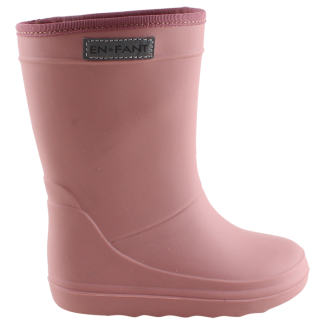 8435b7078301f ENFANT THERMOBOOTS - OLD ROSE - BOOTS - KINDERSCHOENEN