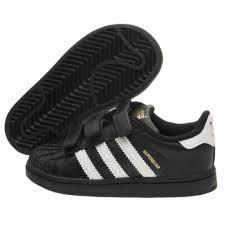 adidas superstar zwart wit