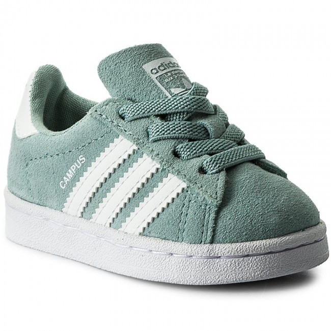 Details about Adidas Campus Children's Sneakers Leather Shoes Dragon CQ3123 Blue White