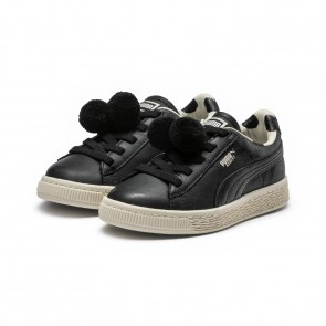 PUMA X TINY COTTONS BASKET POM POM