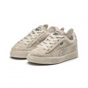 PUMA X TINY COTTONS BASKET FURRY