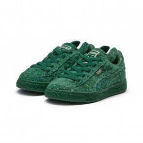 PUMA TINY COTTONS BASKET FURRY