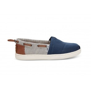 TOMS BIMINI NAVY STRIPES