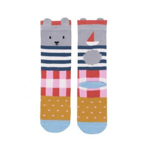 GINGHAM SOCK SAILOR BUNNY MIDI