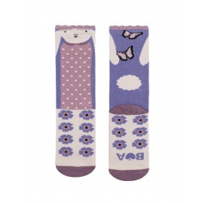 BILLY LOVES AUDREY BUTTERFLY BUNNY MIDI SOCKS