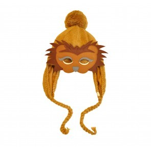 HATS OVER HEELS LION HAT