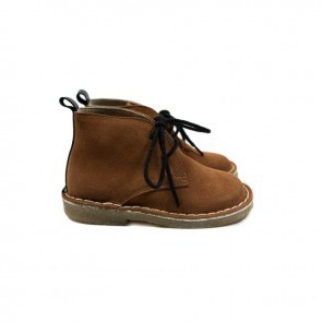 MOCKIES BOOTS BROWN