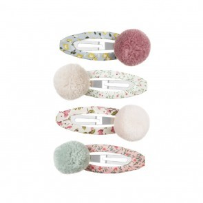 SECRET GARDEN POM POM CLIPS