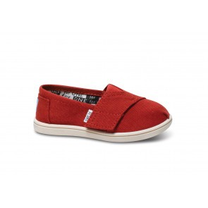 TOMS CLASSIC RED