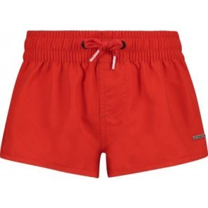 WOVEN SOLID SHORT