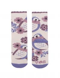 BILLY LOVES AUDREY PRINCESS BIRD MIDI SOCKS