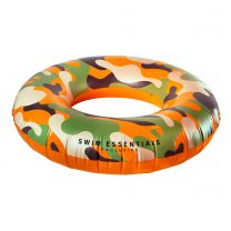 SWIM ESSENTIALS ZWEMBAND CAMO