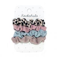 Rockahula Lily Leopard Scrunchie Set www.littlelegends.nl