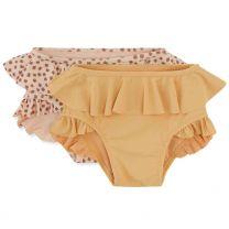 Konges Slojd bikinibroekjes 2 pack www.littlelegends.nl KS1923