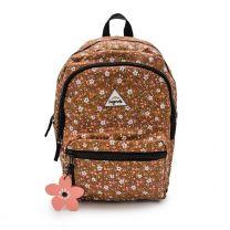 Little Legends backpack L vintage flower www.littlelegends.nl