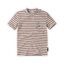 SPROET & SPROUT T-SHIRT TURTLENECK STRIPE