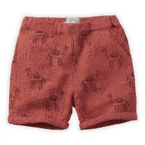 SPROET & SPROUT - SHORT CAMEL PRINT