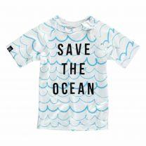 UV T-SHIRT SAVE THE OCEAN