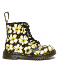 DR. MARTENS PASCAL PANSY FAYRE FLORAL