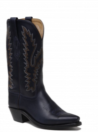 BOOTSTOCK - SEDUCTIVE BLUE BOOT DAMES