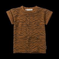 Sproet & Sprout basic t-shirt tiger www.littlelegends.nl