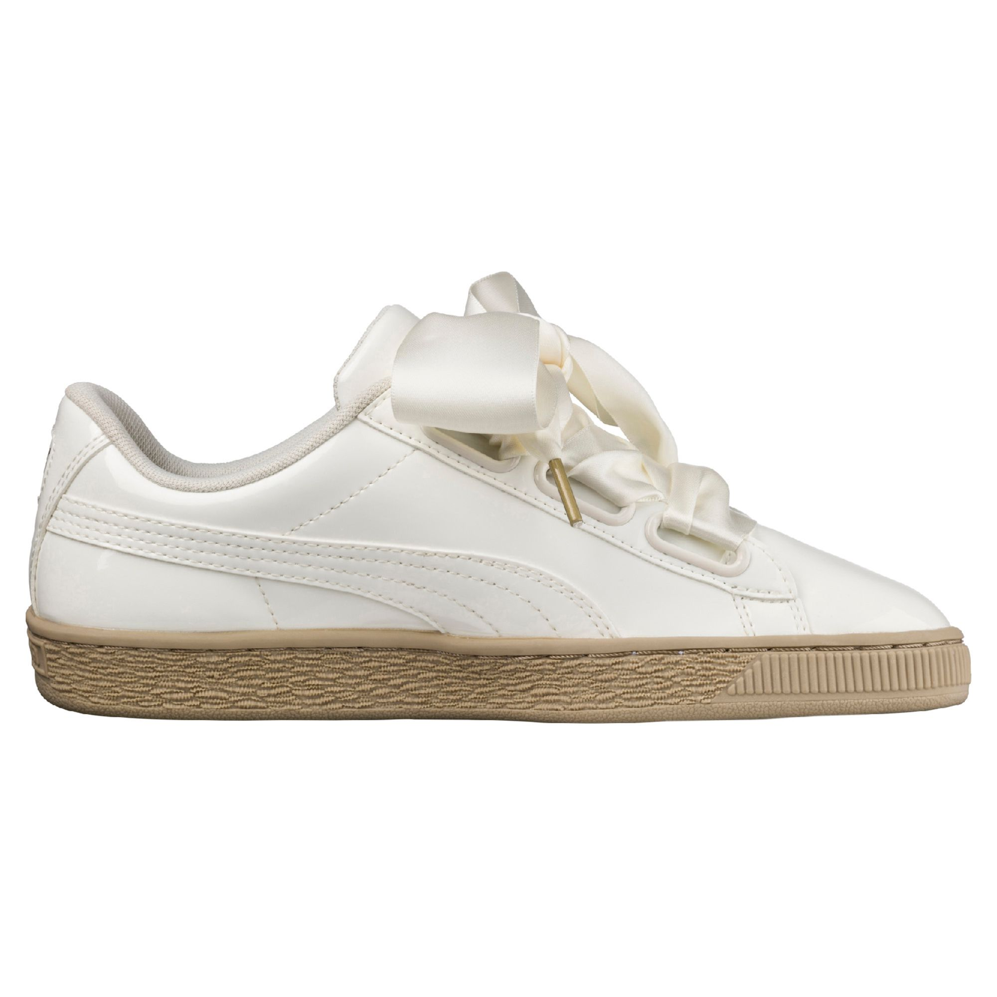 PUMA BASKET HEART MARSHMALLOW