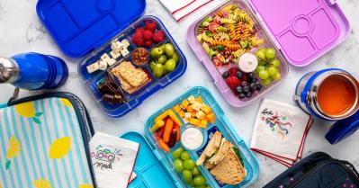 NEW IN: YUMBOX & LUNCH PUNCH