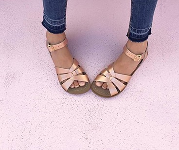 Salt Water Sandals - littlelegends.nl